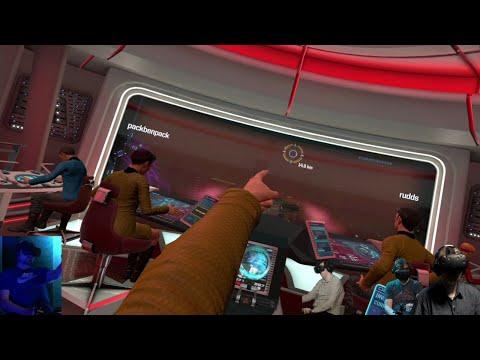 Star Trek: Bridge Crew: VRodeo