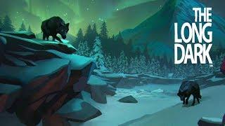The Long Dark - Охота на  медведя людоеда
