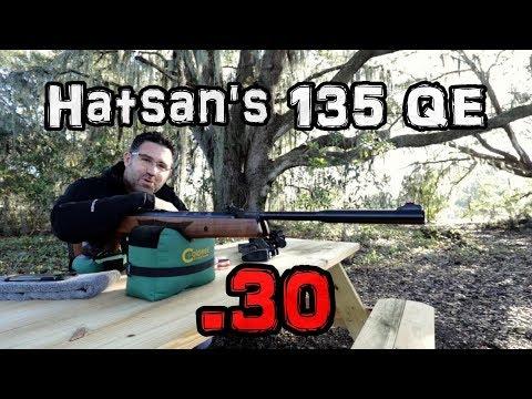 Hatsan Carnivore 135 QE .30 - FULL REVIEW