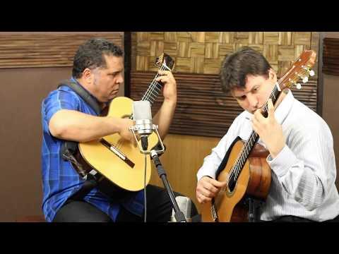 René Izquierdo & Iván Rijos improvise over Bach's Prelude 1006a