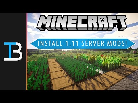 How To Install Mods On Forge Server In Minecraft Install Mods On Minecraft Server