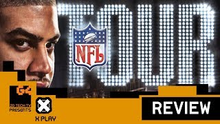X-Play Classic - NFL Tour Review