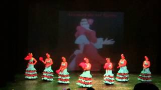 Zorongo gitano por Aire Flamenco