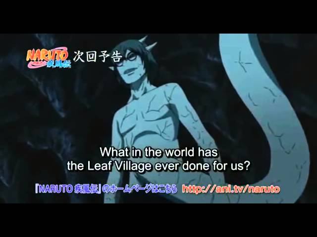 Naruto Shippuden Episode 335  Preview English Sub Travel Video
