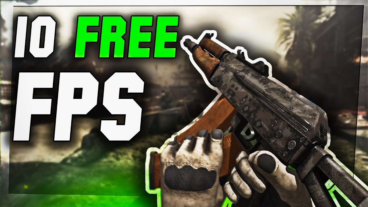 Top 10 Free Pc Fps Games Youtube