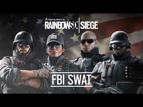 Inside Rainbow #2: The FBI-SWAT Unit - Tom Clancy's Rainbow Six Siege Official Trailer