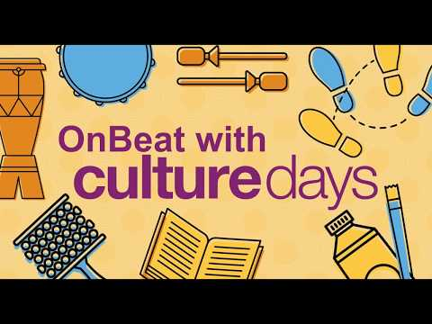 Culture Days 2018 Webinar Series: OnBeat and 2018 Registration Info Session