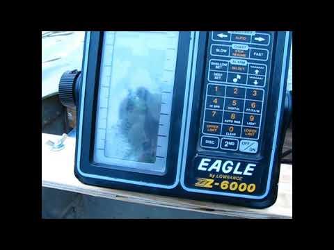 Eagle Z-6000 Depthfinder