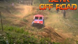 "VIDEO OFF ROAD INDONESIA ""NAVIGATOR OFF ROAD TERLEMPAR DARI MOBIL"""