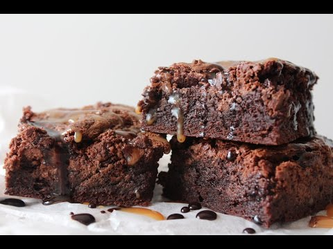 how to make chewy and fudgy
