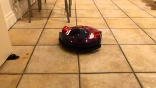pifco robotic vacuum cleaner odkurzacz