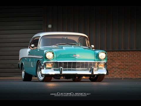1956 Chevrolet Bel Air For Sale - Custom Classics