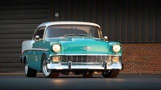 1956 Chevrolet Bel Air For Sale - Custom Classics