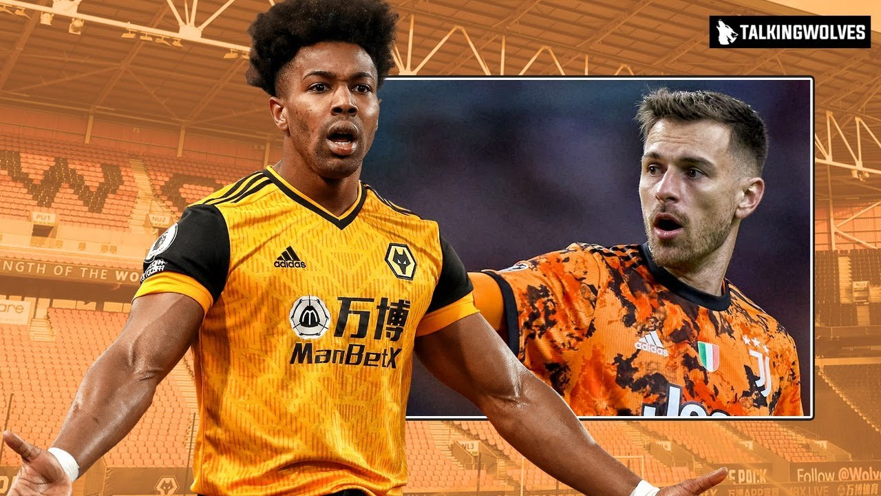 Adama Traore Rejects Leeds & Aaron Ramsey Rumours - Latest Wolves Transfer News