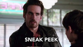 "Once Upon a Time 5x01 Sneak Peek #3 ""The Dark Swan"""