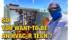 SO YOU WANT TO BECOME AN HVAC-R tech ? 10 THINGS TO CONSIDER
