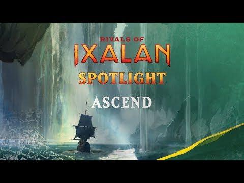 Rivals of Ixalan Spotlight: Ascend