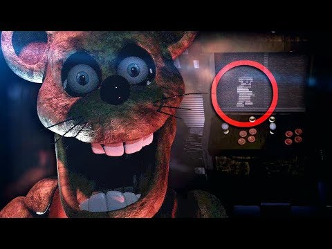 SECRET MINI-GAME FOUND!! | Fredbears Fright (Night 1+2)