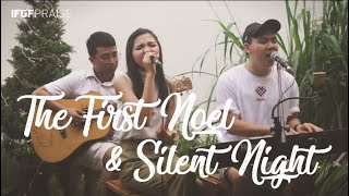 The First Noel and Silent Night Christmas Cover IFGF Praise
