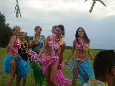 hawai party :)