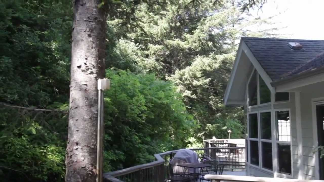 Turtle Rock Resort & RV Park - Gold Beach, Oregon - YouTube