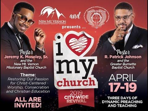 Our Utmost for His Highest - Pastor Everett N  Jennings, Sr