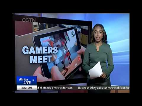 Africa Live - Gamers Convention 2018 San Francisco USA