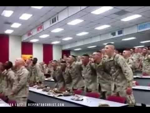 No God like Jehovah (Days of Elijah) vs US army