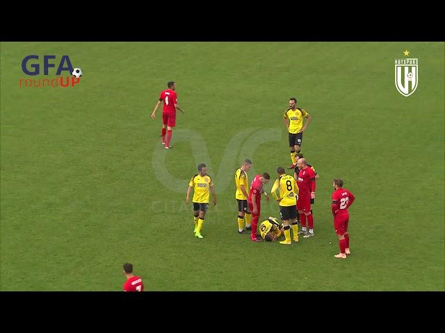 VICTORIA HOTSPURS FC vs XEWKIJA TIGERS: 7-2