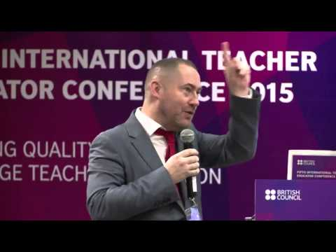 TEC15: Stephen Carey – Learning to test or testing to learn? Washback and the learner