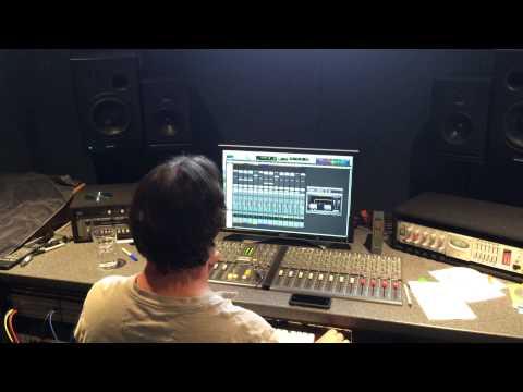 brief clip mixing Genre Peak with Jon Hassell, Chris Scott Cooper producing .