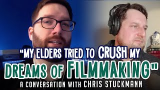"""My elders tried to crush my dreams of filmmaking"" - A conversation with Chris Stuckmann"