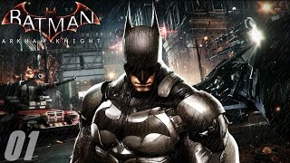 Batman Arkham Knight Audio Latino pt 1