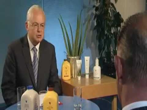 Why Forever's Aloe Matters -Interview by Martyn Lewis with Bob Parker &Dr. Atherton.wmv