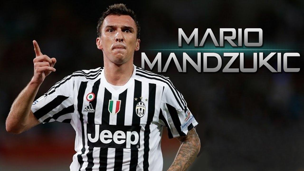 Mario Mandzukic ○ Wel e to Juventus ○ Goals & Skills ○ 2015