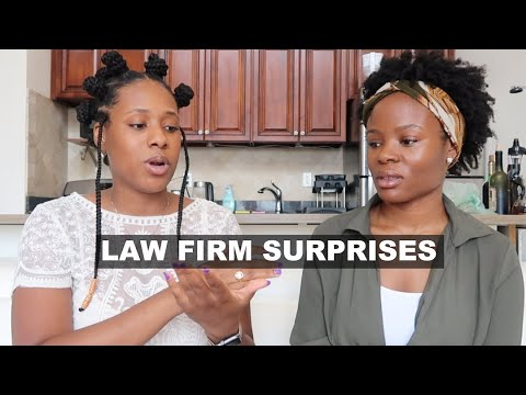 What We Wish We Would Have Known Before Working at a Law Fir
