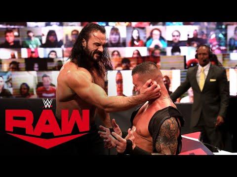 Drew McIntyre looks to pummel Randy Orton: Raw, Oct. 12, 2020