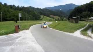 teenager build electric car