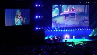 Jodi Benson - The Little Mermaid - D23 Expo 2011