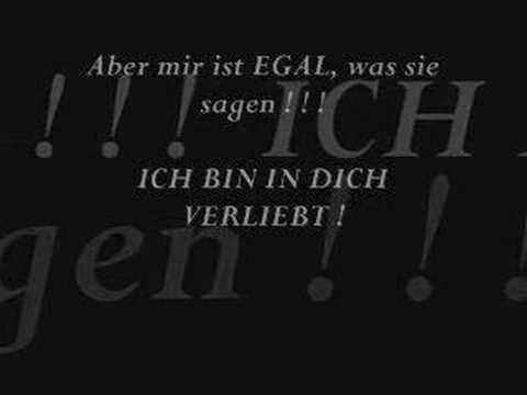 Bleeding Love . . . Deutsche Übersetzung