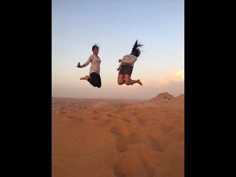 DUBAI VLOG by Preethi & Supriya Lohith