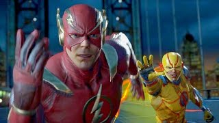 THE FLASH VS THE REVERSE FLASH Final Battle | INJUSTICE 2