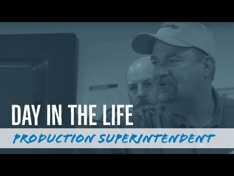 Anadarko: Day in the Life of a Production Superintendent