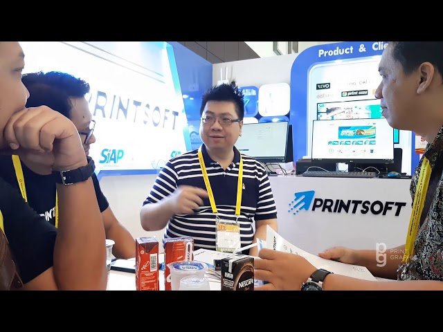 Once Upon A Time In Surabaya Printing Expo 2019