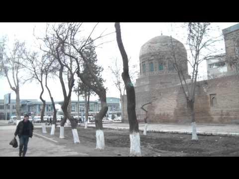 [Uzbekistan] Babur Literary Museum and Medressa