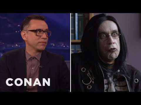 "Vince Is Fred Armisen's Favorite ""Portlandia"" Character  - CONAN on TBS"
