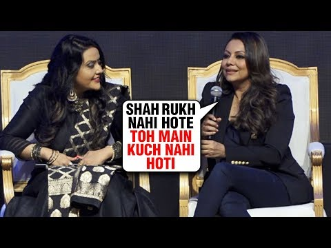Gauri Khan Gets EMOTIONAL Praising Husband Shahrukh Khan Mp3