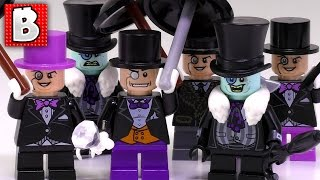 Every LEGO The Penguin Minifigure Ever Made!!! | Collection Review