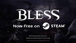 [Bless Online] Free to Play at Official Release on Steam!
