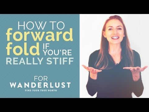 How to do a Forward Fold - Even if You